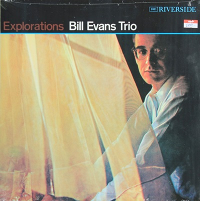 Bill Evans Trio - Explorations 1Lp N.