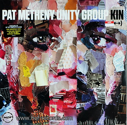 Pat Metheny Unity Group - Kin 2lp NEW