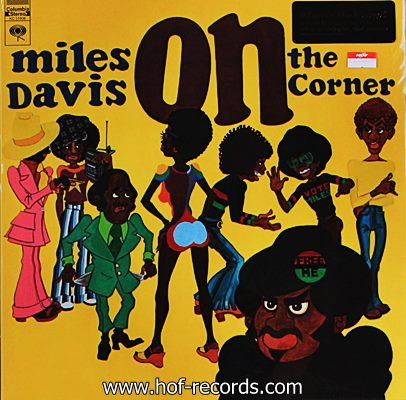 Miles Davis - On The Corner N. 1lp