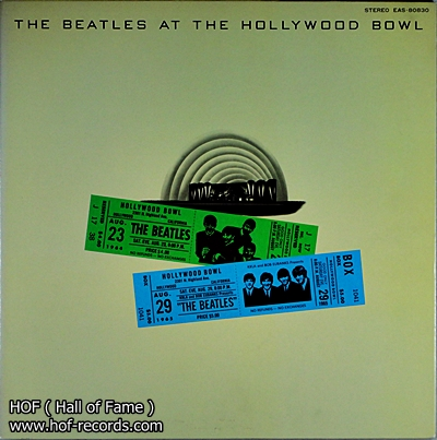 The Beatles - At the Hollywood Bowl 1 LP