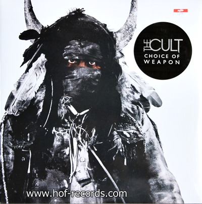 The Cult - Choice Of Weapon 2lp N.