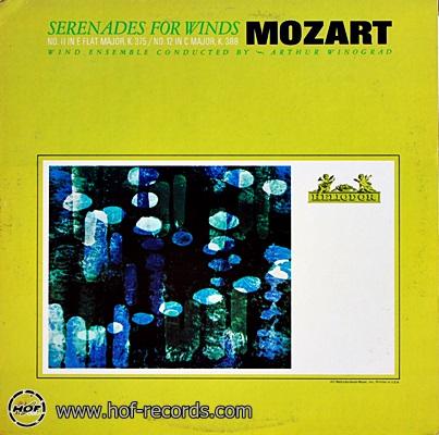 Arthur Winograd - Mozart Serenades For Wind No.11 ,12 1lp