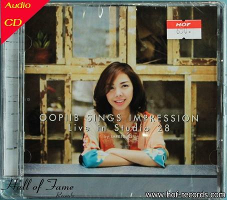 CD Oopiib Sings Impression - live in studio 28