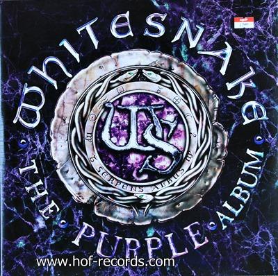 Whitesnake - The Purple Album 2lp N.