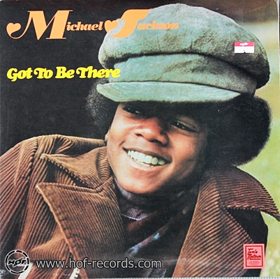 Michael Jackson - Got To Be There 1lp NEW
