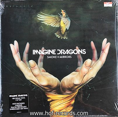 Imagine Dragons - Smoke+Mirrors 2lp N.