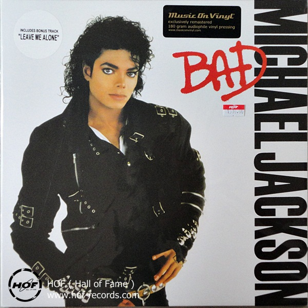 Micheal Jackson - Bad 2lp new