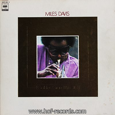 Miles Davis - Golden Grand Prix 30 2lp