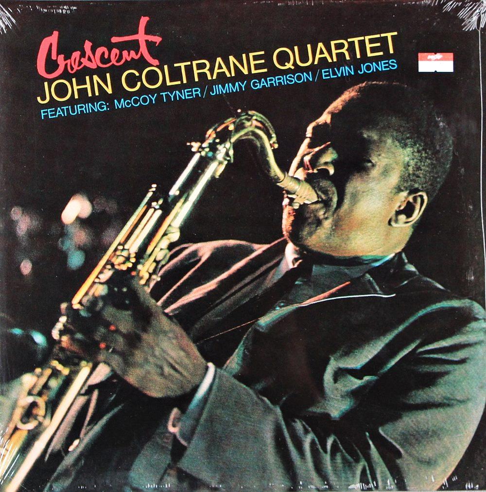 John Coltrane - John ColtraneQuartet Crescent 1lp