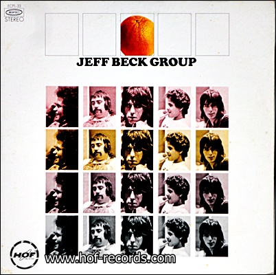 Jeff Beck Group - Jeff Back Group 1972 1lp