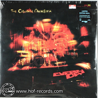 The Cinematic Orchestra - Every Day 2 LP ( NEW )