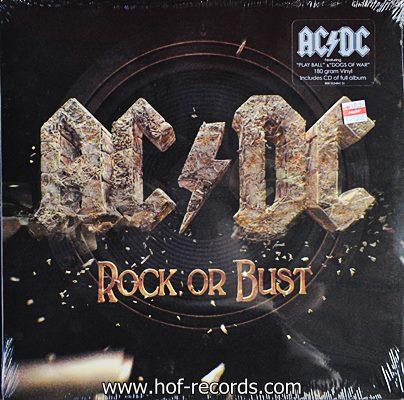 AC/DC - Rock Or Bust 2lp N.