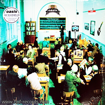 Oasis - The Masterplan 2Lp N.