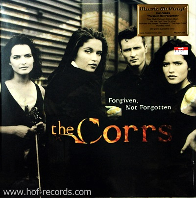 The Corrs - Forgiven, Not Forgotten 1Lp N.