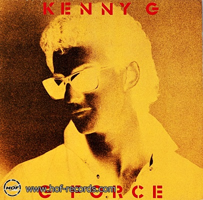 Kenny G - G Force 1983 1lp