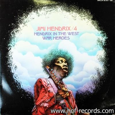 Jimi Hendrix - Hendrix In The West War Heroes 2Lp