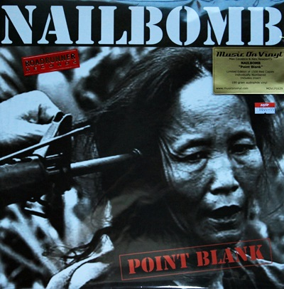 Nailbomb - Point Blank 1Lp N.