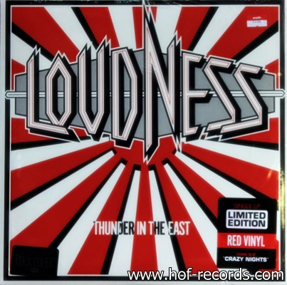 Loudness - Thunder In The East 1Lp N.