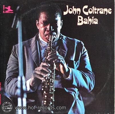 John Coltrane - Bahia 1lp