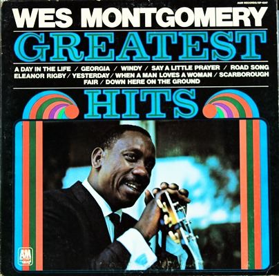 Wes Montgomery - Greatest Hits 1Lp