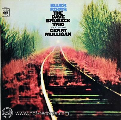 Dave Brubeck Trio - Blues Roots 1969 1lp