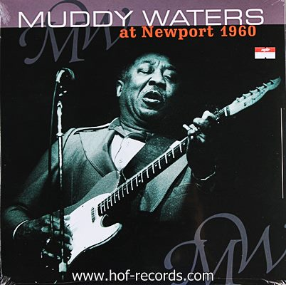 muddy Waters - At Newport 1960 1lp N.