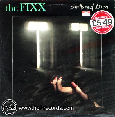 The Fixx - Shvttered Room 1lp