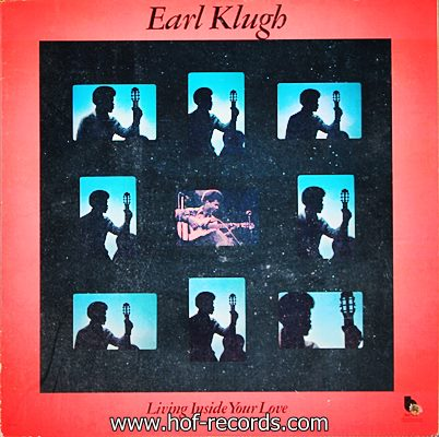 Earl Klugh - Living Inside Your Love 1981