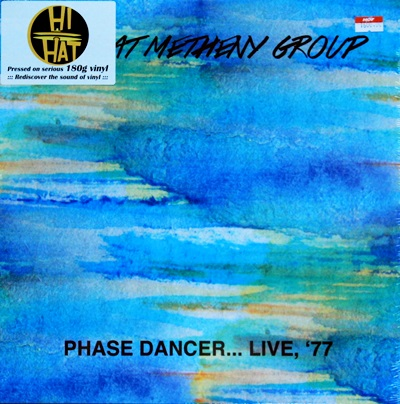 The.Pat Metheny Group - Phase Dancer ... Live. '77 1Lp N.