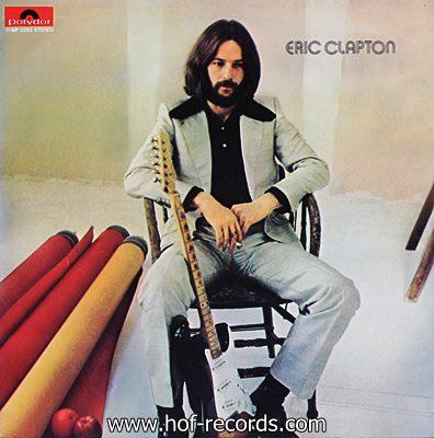 Eric Clapton - Eric Clapton 1lp