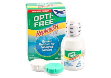 Opti-Free Replenish Starter Kit 60 ml