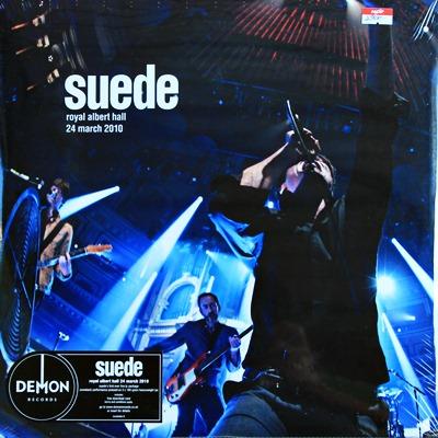Suede - Royal Albert Hall 24 March 2010 3Lp N.