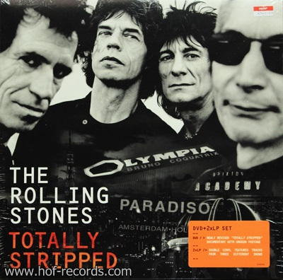 The Rolling Stones - ToTally Stripped 2Lp N.