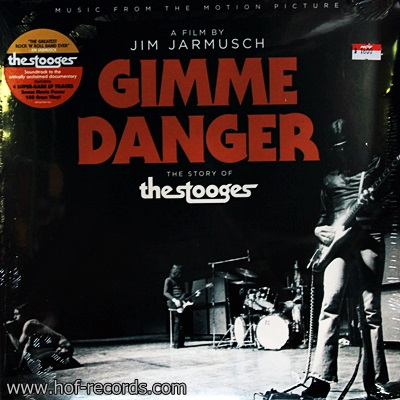 The Stooges - Gimme Danger 1Lp N.