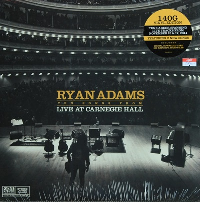 Ryan Adams - The Song From Live At Carnegie Hall N.