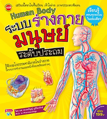 ระบบร่างกายมนุษย์ ระดับประถม