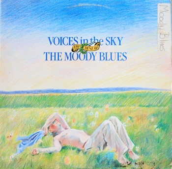 The Moody Blues - Voices In The Sky The Best Of Moody Blues 1985