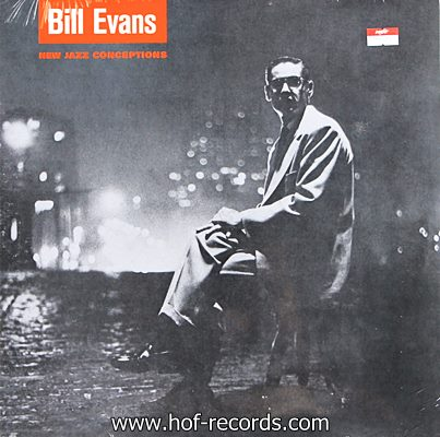 Bill Evans - New Jazz Conceptions 1lp