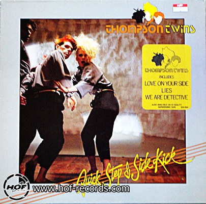 Thampson Twins - Quick Step & Side kick 1 LP