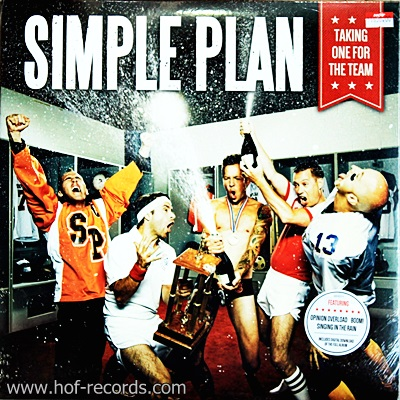 Simple Plan - Taking One For The Team 1Lp N.