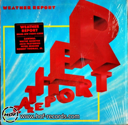 Weather Report - Weather Report 1 LP