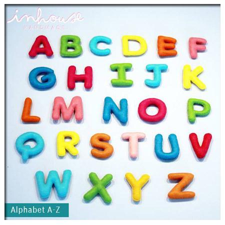 ของเล่นเด็ก ของเล่นเสริมพัฒนาการ Education Toys : Alphabet Magnet (Box set)