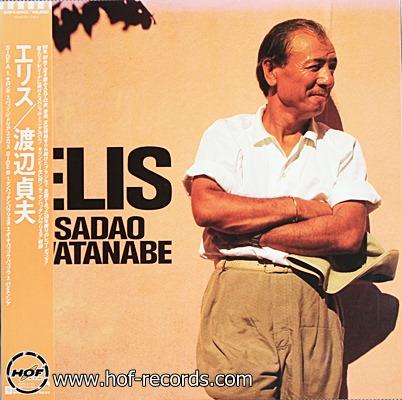 Sadao Watanabe - Elis 1988 _1 LP