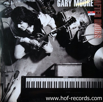 Gary Moore - After Hours 1Lp N.