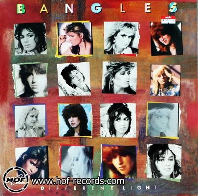 Bangles - Different Light 1lp