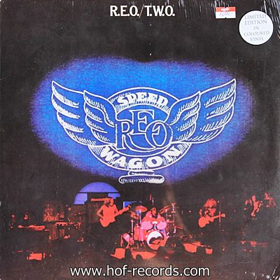 REO Speedwagon - T.O.W. 1lp N.