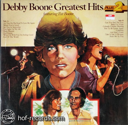 Debby Boone - Greatest Hits 1lp