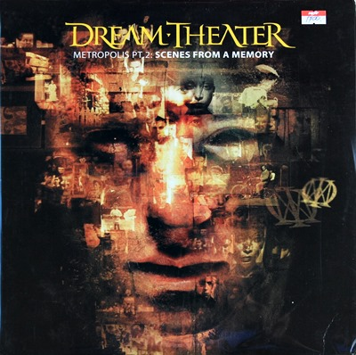 Dream Theater - Metropolis PT.2: Scenes From A Memory 2Lp 1999 N.