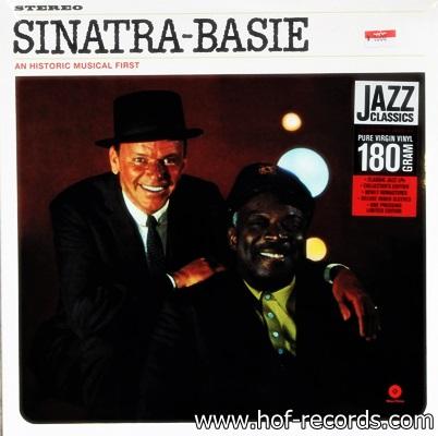 Frank Sinatra & Count Basie - Sinatra - Basie 1Lp N.