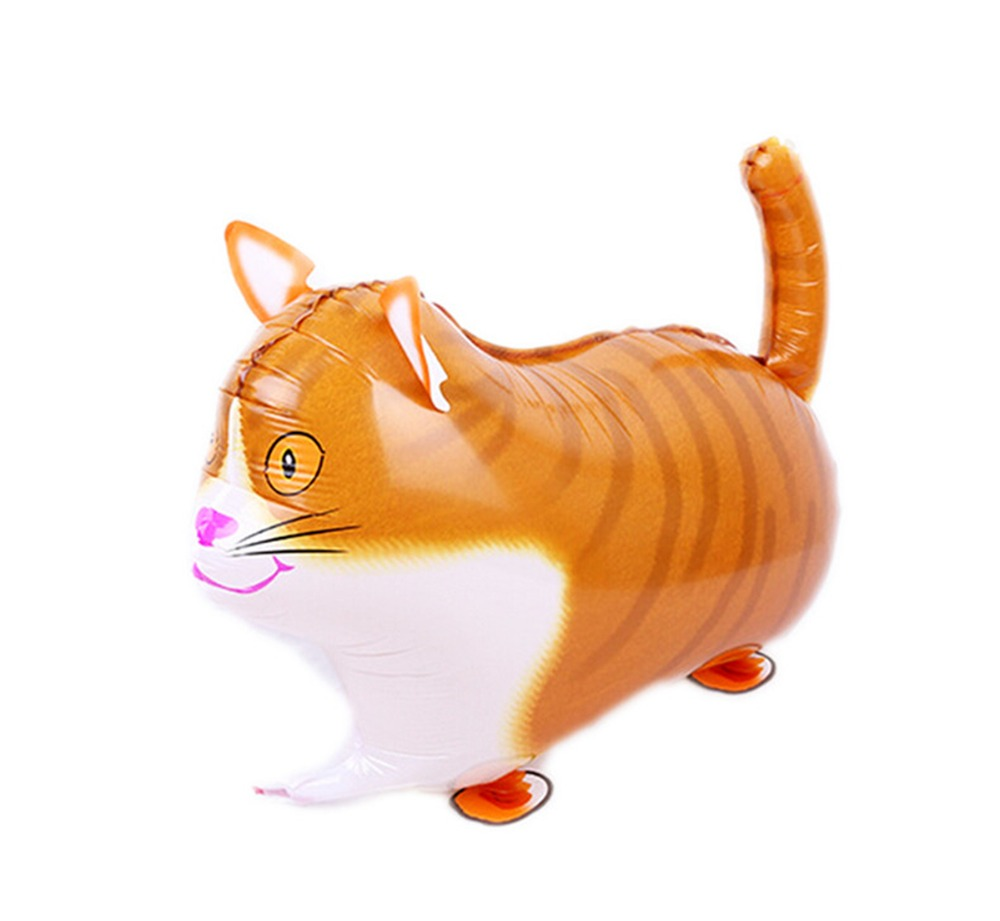 Cat Walking Balloons - แมวบอลลูน / Item No. TL-K024